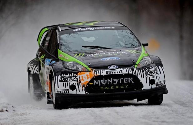 Ford startet mit Titelambitionen in die Rallye-WM
