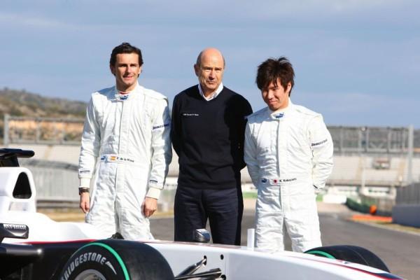 Formel 1: Sauber ist wieder am Start