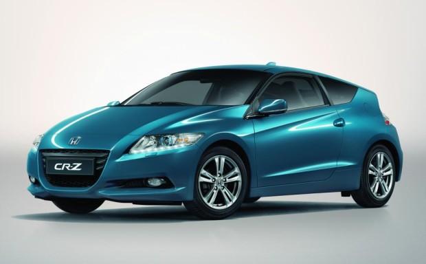 Genf 2010: Honda CR-Z gibt sein Europadebüt