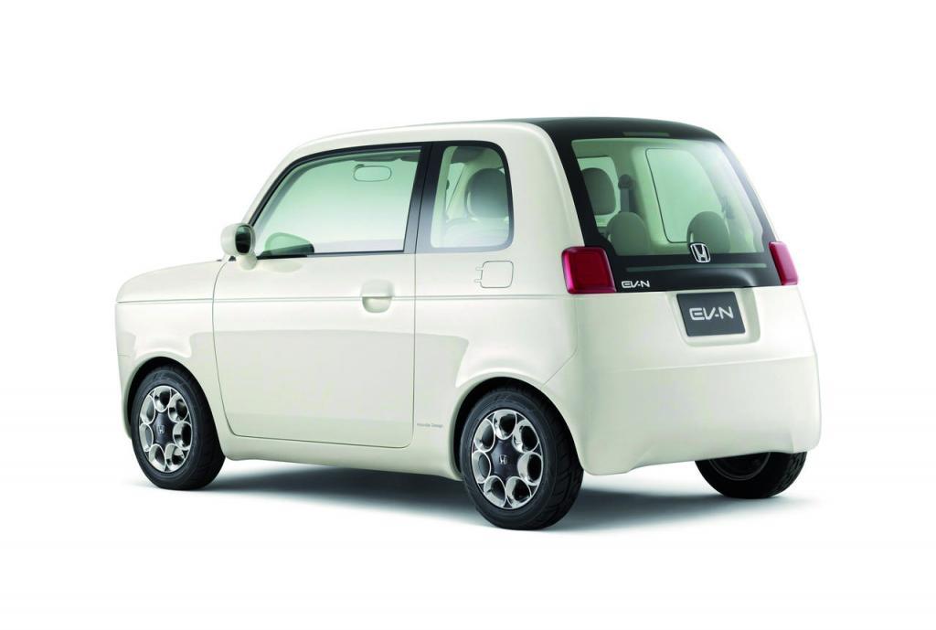 Genf 2010: Honda zeigt Elektrofahrzeuge EV-N und 3R-C