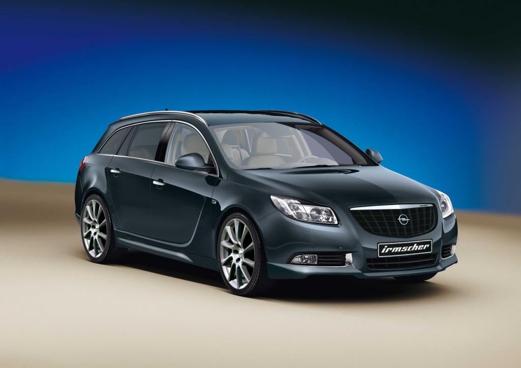 Genf 2010: Irmscher präsentiert Opel Insignia Sportstourer