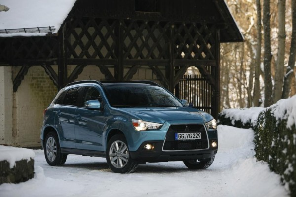 Genf 2010: Mitsubishi ASX erster Diesel mit variabler Ventilsteuerung
