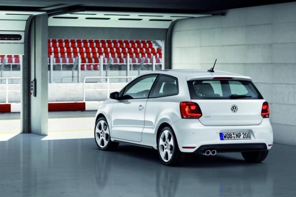 Genf 2010: Volkswagen Polo GTI ist 229 km/h schnell