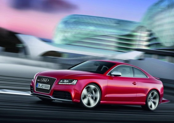 Genfer Salon 2010: Audi-Coupé RS 5 debütiert in Genf