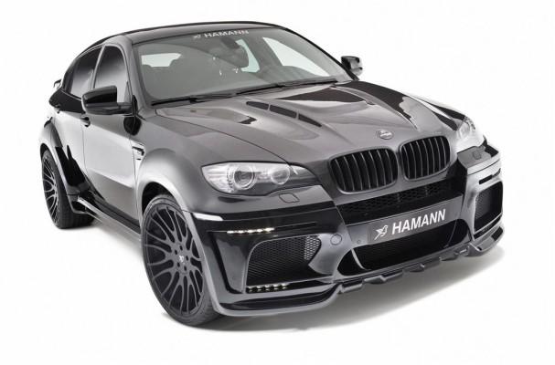 Hamann Tycoon Evo M: BMW X6 auf 670 PS gepimpt – Weltpremiere in Genf 2010