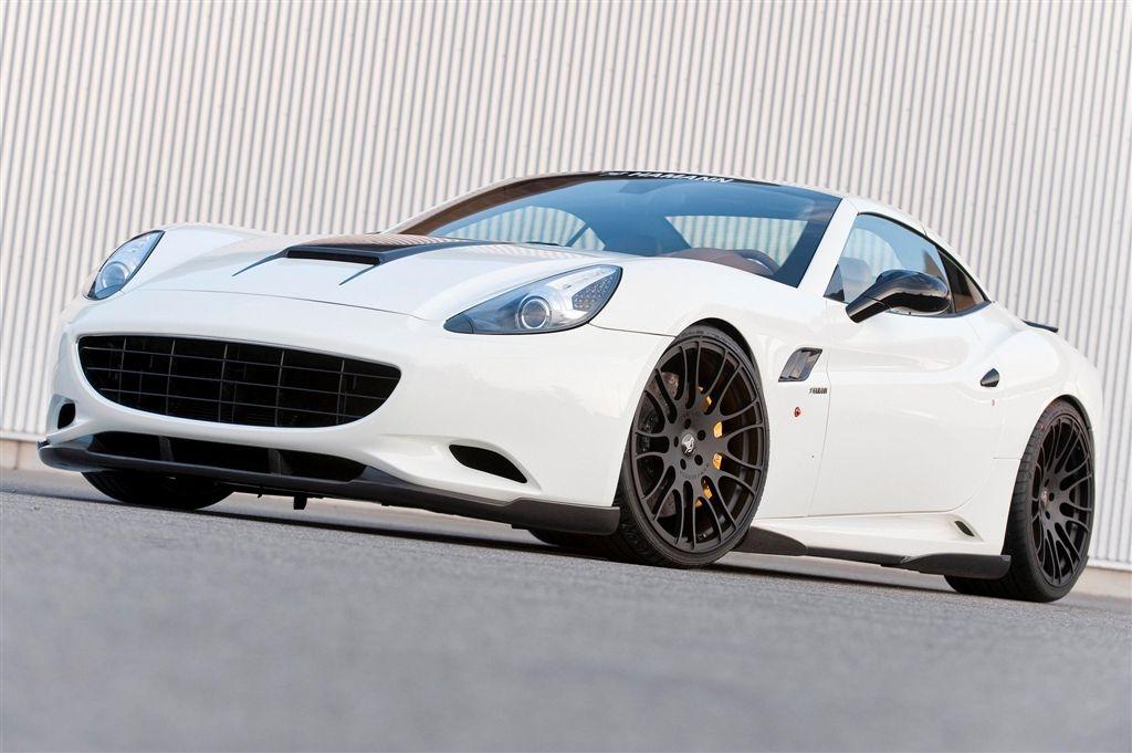Hamann mit neuem Felgenprogramm für Ferrari und BMW