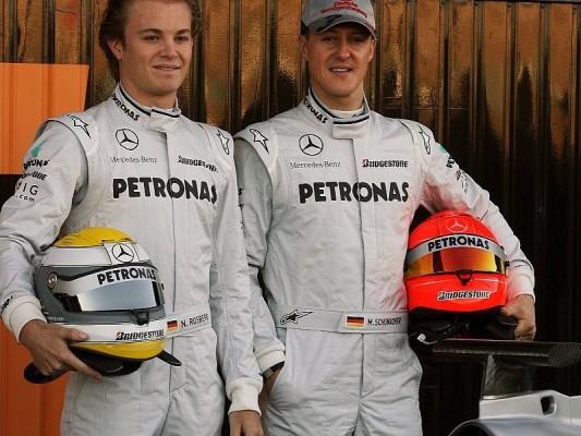 Herbert: Schumacher wurde bevorzugt: Irvine: Er war einfach schneller