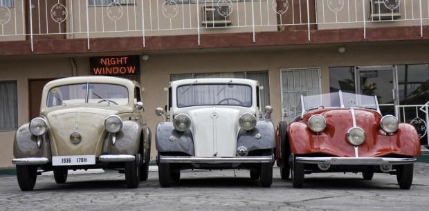 Historie: Mercedes-Benz mit Heckmotor