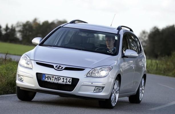 Hyundai bringt i30cw 1.6 CRDi Classic Business