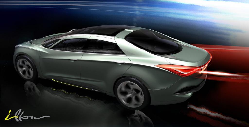 Hyundai gibt Ausblick auf Sonata-Nachfolger