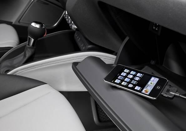 Im Audi A1 erwartet den Besitzer ein Infotainment-System der Extraklasse.
