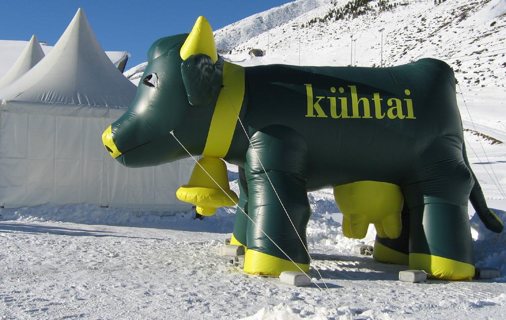 Im österreichischen Kühtai fanden zuletzt die Allrad-Workshops von Suzuki statt.