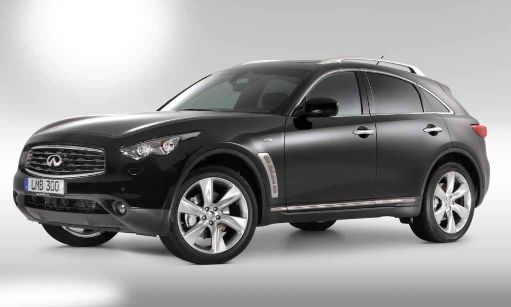 Infiniti ab Sommer 2010 auch mit V6-Diesel - Bild