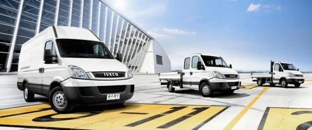 """Iveco bietet den Daily als günstige Einstiegsversion """"Easy"""" an"""