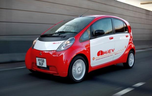 Kanadische Regierung testet den Mitsubishi i-MiEV