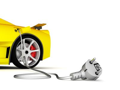 Karosserieteile als Elektroauto-Batterie