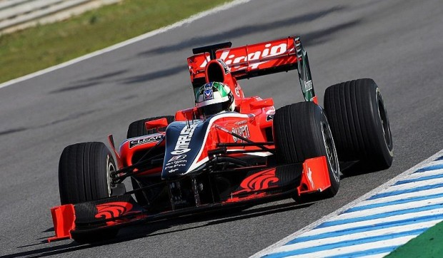 Kein Aero-Update für Virgin: Warten auf Bahrain
