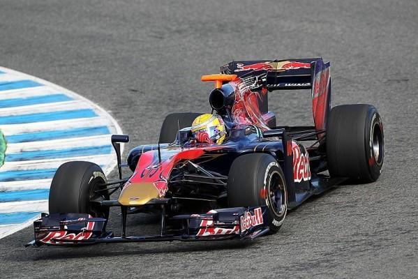 Kobayashi am zweiten Tag in Jerez vorne: Drei rote Flaggen