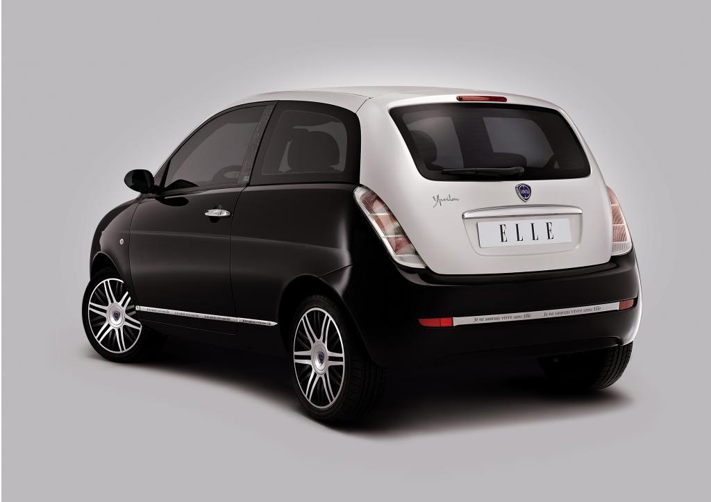"""Lancia Ypsilon """"Elle""""."""