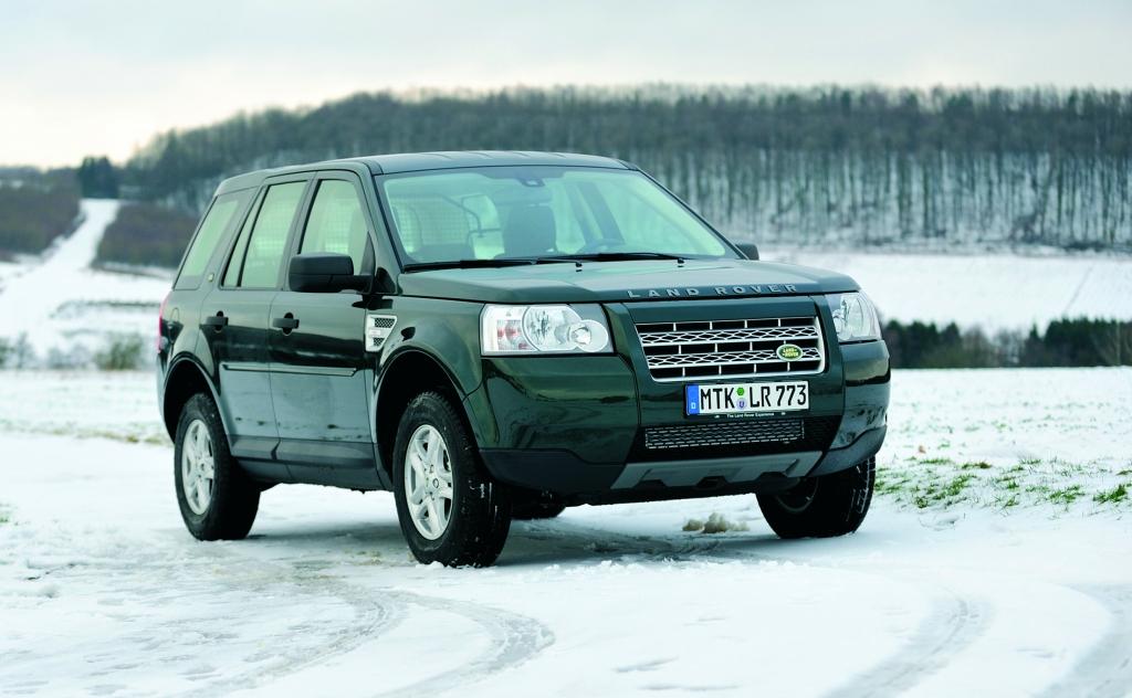 Land Rover bietet den Freelander als Sondermodell ab 25 900 Euro an
