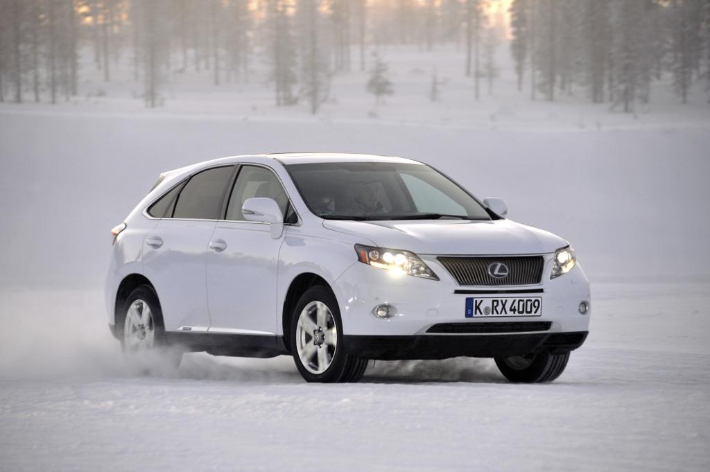 Lexus Hybrid Drive: