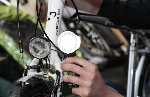 Lumotec Lyt macht Licht ans Fahrrad
