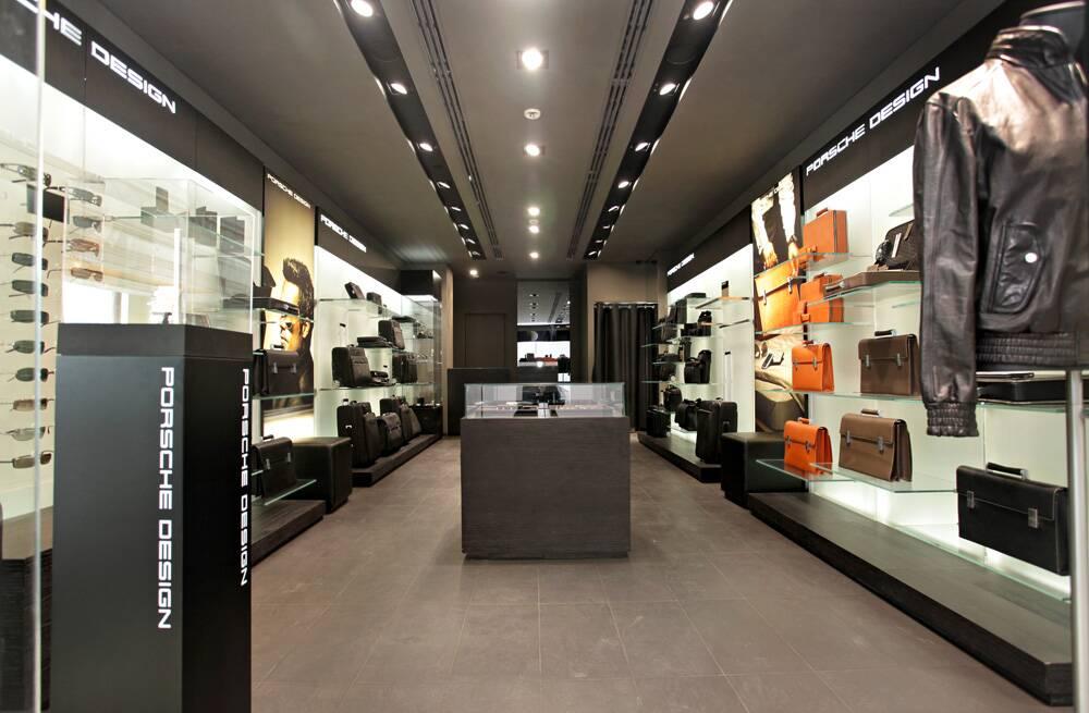 Luxus à la Porsche Design jetzt auch in Neu-Delhi.