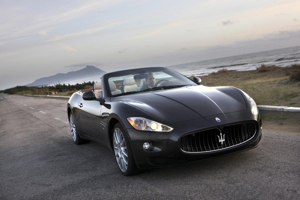 Maserati GranCabrio: Italienische Nobel-Sonnenterasse