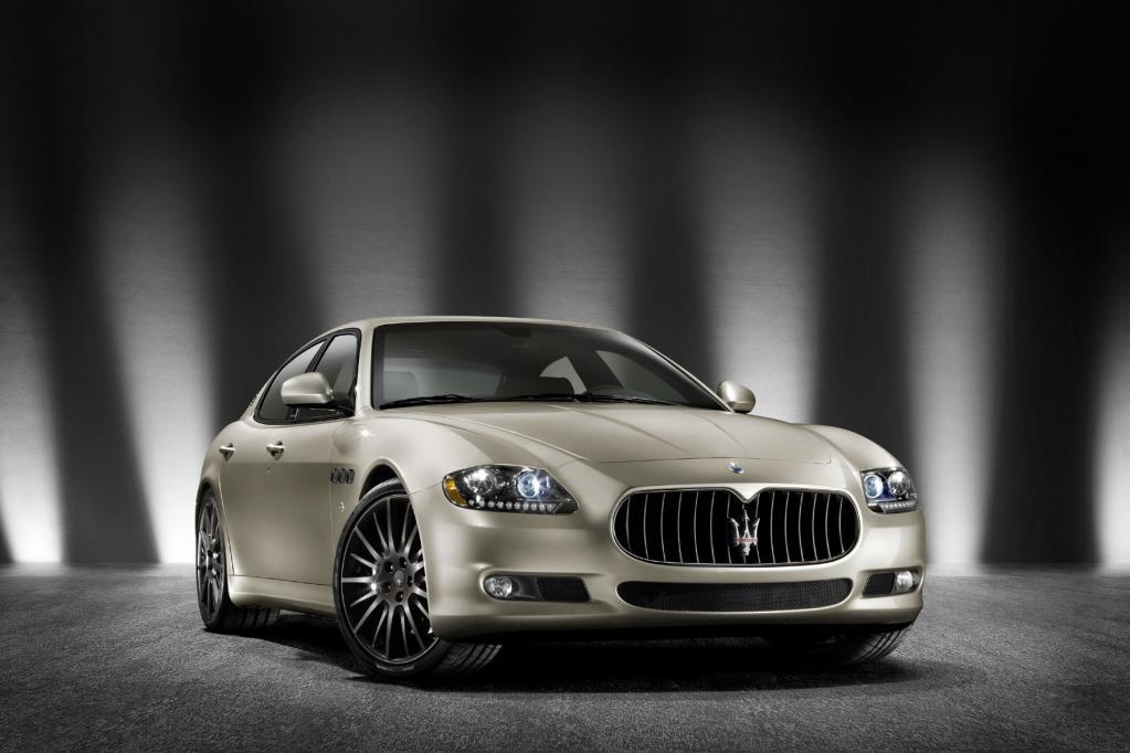 Maserati präsentiert ''ausgezeichnetes'' Sondermodell