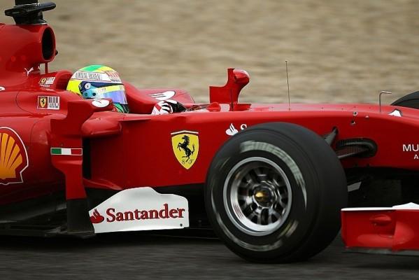 Massa will Schumacher schlagen: Im Auto kennt er keine Familie