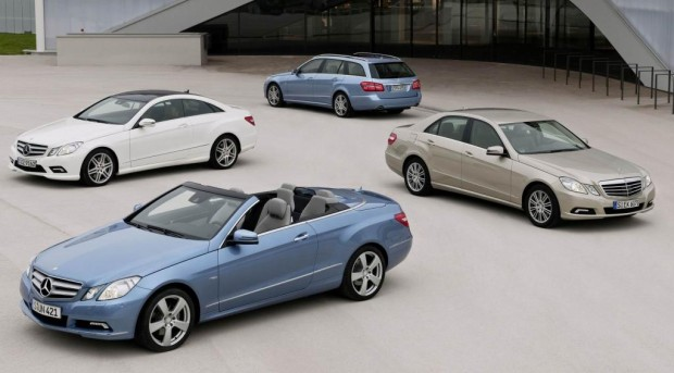 Mercedes-Benz E-Klasse räumt Preise ab