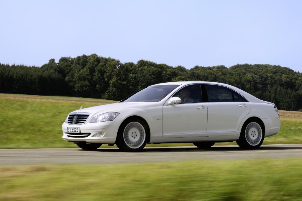Mercedes-Benz S-Klasse.
