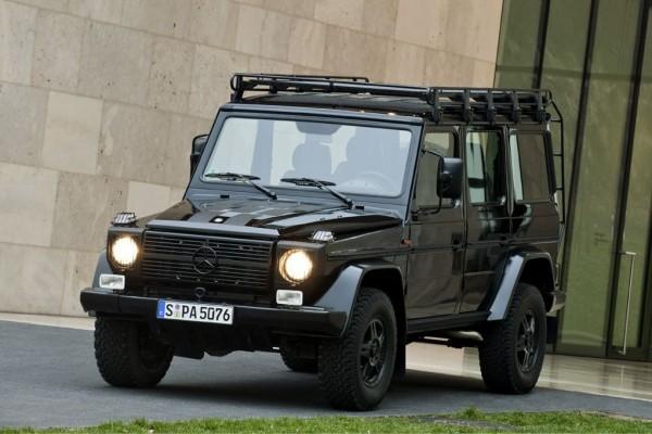 Mercedes-Benz bei der bei ''Off Road''-Leserwahl ausgezeichnet