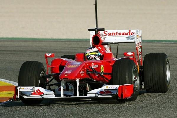 Montezemolo sieht drei Rivalen: Mercedes, McLaren und Red Bull