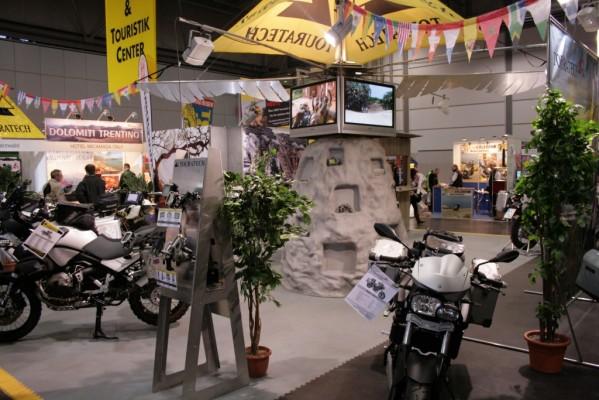Motorrad Messe Leipzig 2010: Positive Bilanz - Nachlese