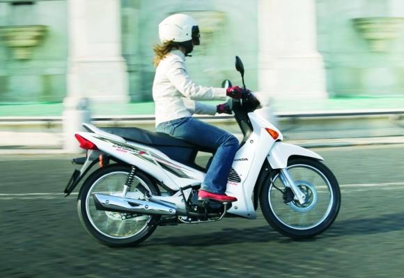 Motorradabsatz lag 41 Prozent unter Vorjahresniveau
