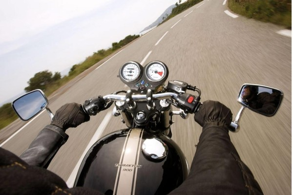 Motorradmarkt bricht weiter ein