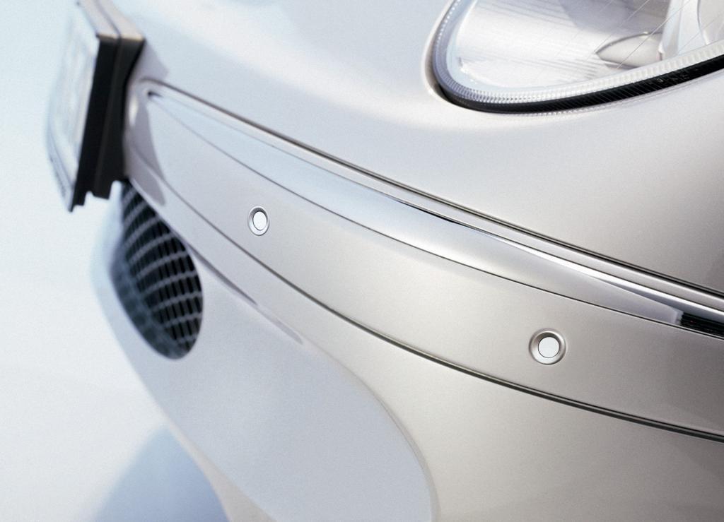 Neuer Bosch-Parkpilot zum Nachrüsten