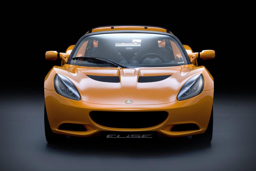 Neuer Motor und frische Optik für Lotus Elise
