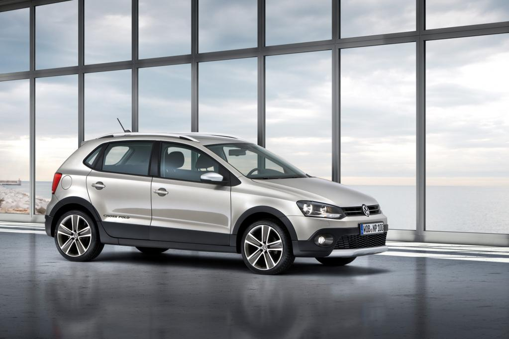 Neuer VW Polo jetzt auch im Offroad-Kleid
