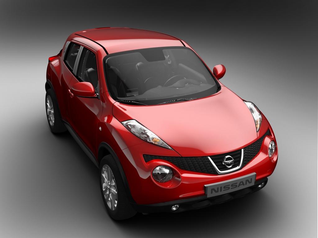 Nissan Juke - Crossover-Kleinwagen für Großstädter