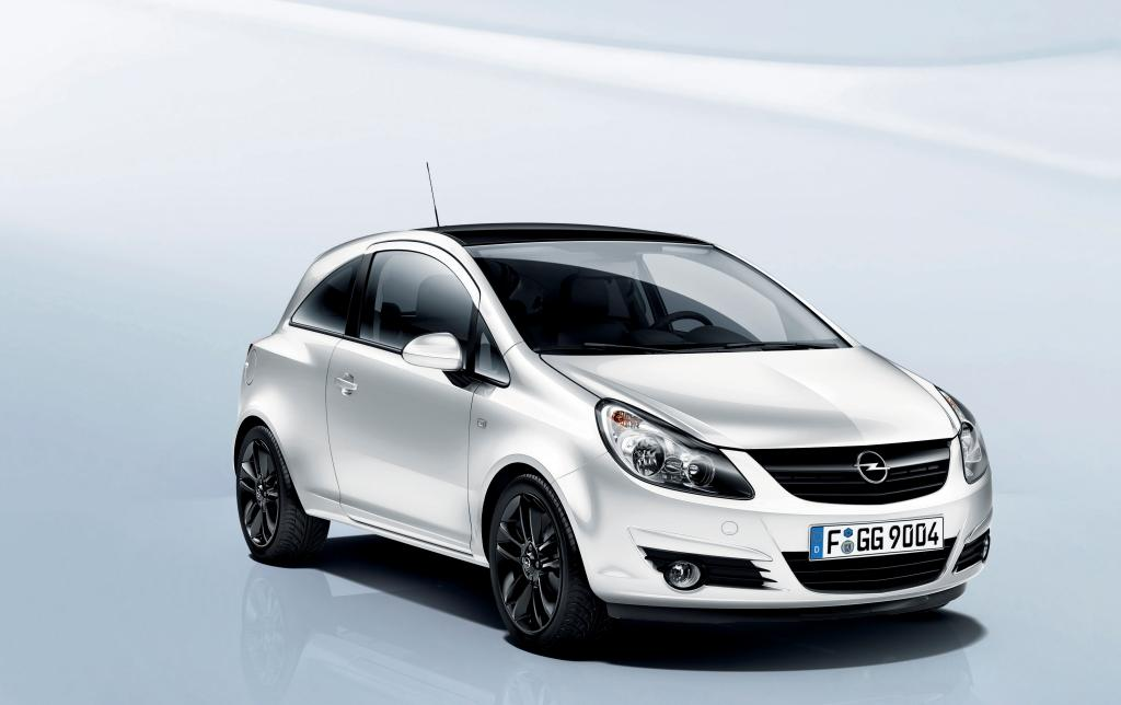 Opel Corsa Color Edition.