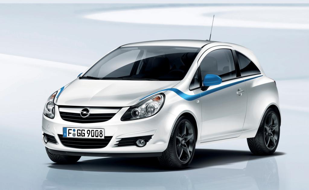 Opel Corsa Color Wave.