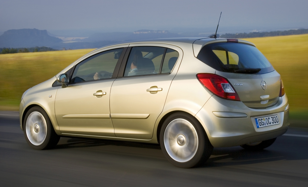 Opel Corsa: Kleinwagen mit großer Motorenpalette