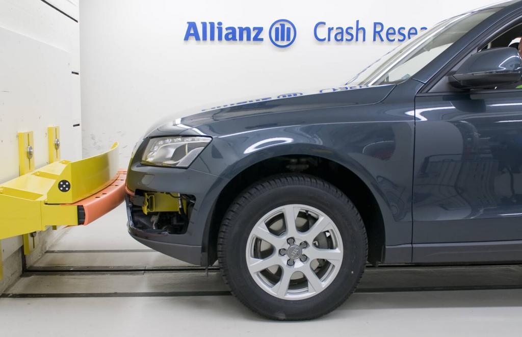 Passen muss es. Ziel des AZT-Crashreparaturtests ist die bessere Kompatibilität unterschiedlicher Fahrzeuge.