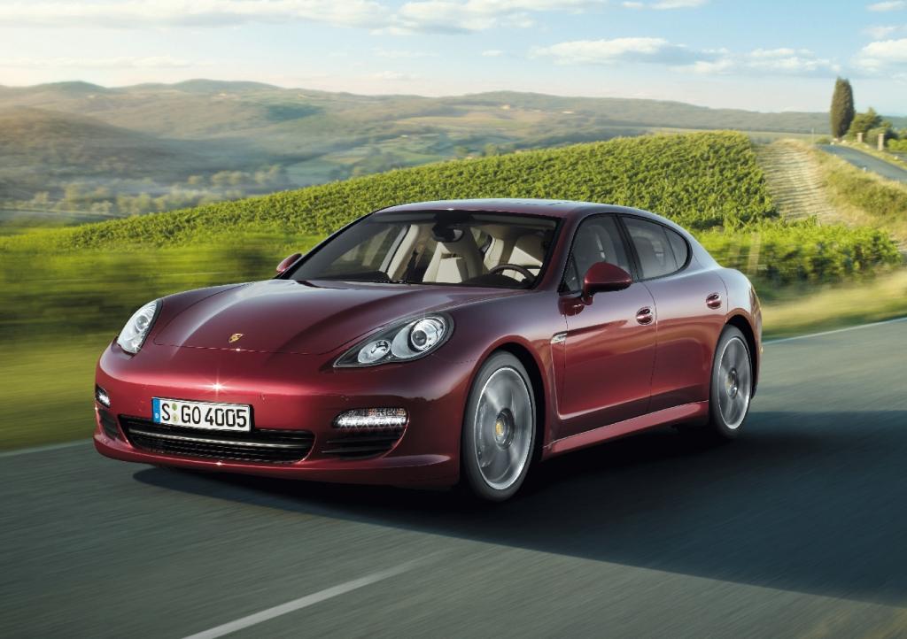 Peking 2010: Porsche bringt den Sechszylinder in den Panamera
