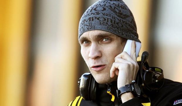 Petrov wollte zu Renault: Kann mehr lernen