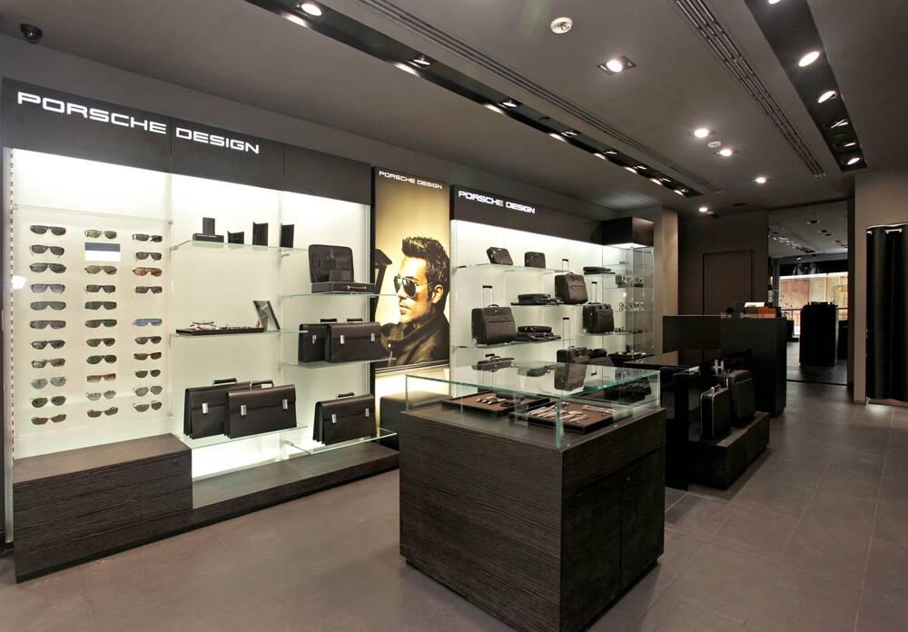 Porsche Design eröffnet in Indien seinen 100sten Store