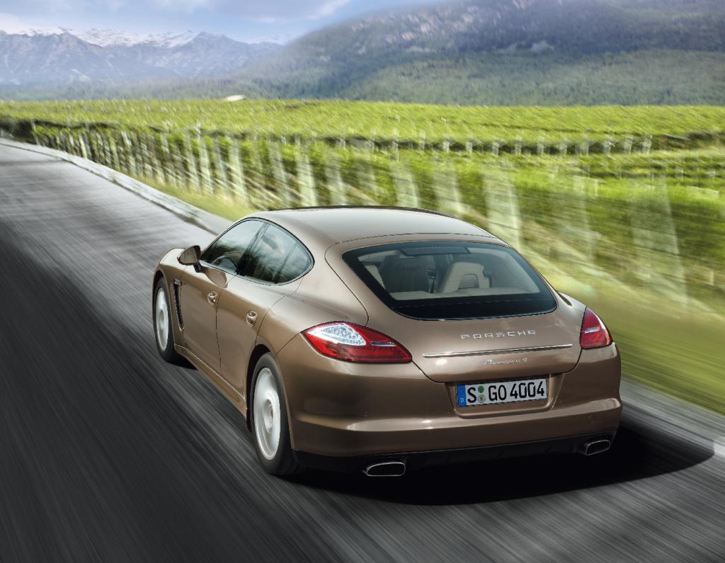 Porsche Panamera 4.