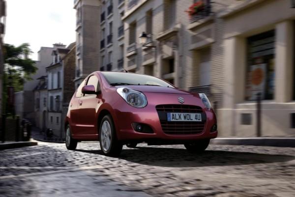 Rückruf für Suzuki Alto und Nissan Pixo